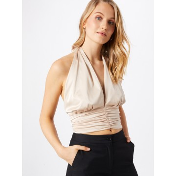 Gina Tricot Top in creme