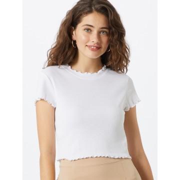 Urban Classics Shirt in weiß