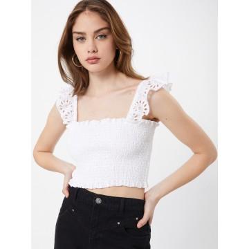 Cotton On Shirt in weiß