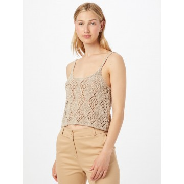 Free People Top 'GLISTEN' in sand