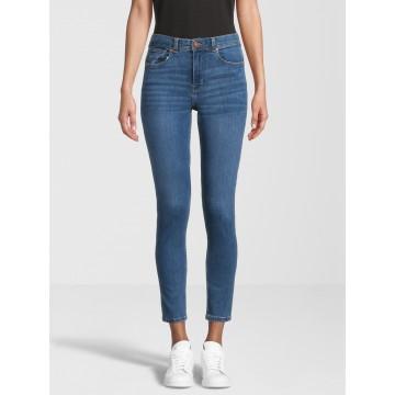 Cross Jeans Jeans 'Judy' in blue denim