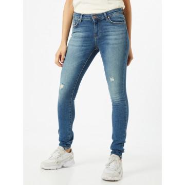 ONLY Jeans 'Carmen' in blue denim