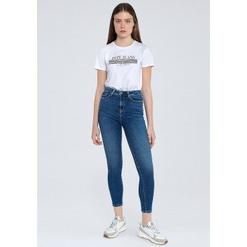 Pepe Jeans Jeans 'Dion' in blue denim