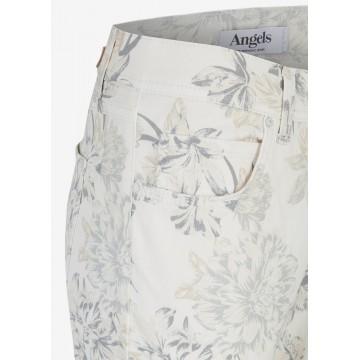 Angels Jeans 'Ornella' in mischfarben / white denim