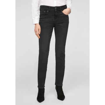 s.Oliver Jeans in dunkelgrau