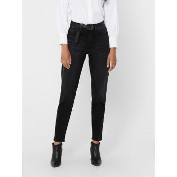 ONLY Jeans 'ONLVeneda' in black denim