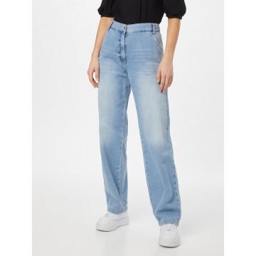 PATRIZIA PEPE Jeans in hellblau