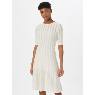 BOSS Casual Kleid 'Feli' in weiß