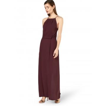 Samsoe Samsoe Abendkleid 'Willow 5687' in burgunder
