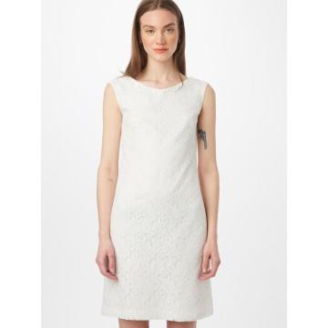 SWING Kleid in weiß