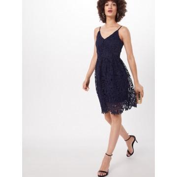 VERO MODA Kleid 'Luna' in dunkelblau
