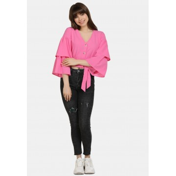 MYMO Bluse in pink