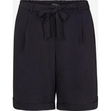COMMA Shorts in nachtblau