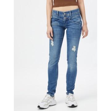 FREEMAN T. PORTER Jeans 'Coreena' in blau