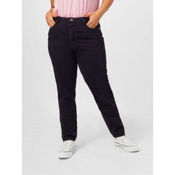 Missguided Plus Jeans 'RIOT' in black denim