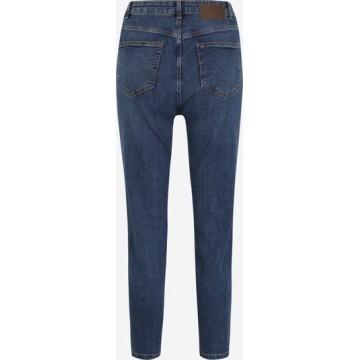 Pieces (Petite) Jeans 'KESIA' in blue denim