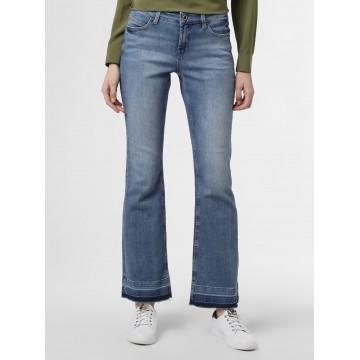 Cambio Jeans 'Paris' in taubenblau