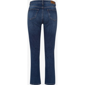 MORE & MORE Jeans in blue denim