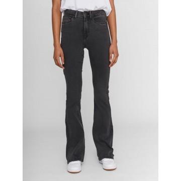 Noisy may Jeans 'NMSALLIE' in grey denim