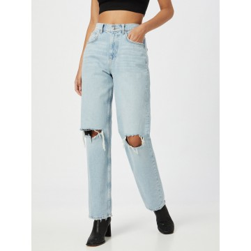 Gina Tricot Jeans '90s' in hellblau