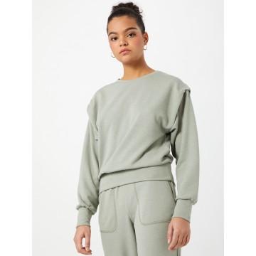 b.young Sweatshirt in pastellgrün