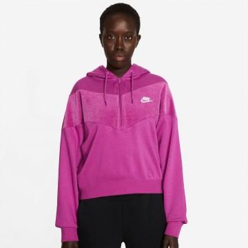 Nike Sportswear Sweatshirt 'Heritage' in lila