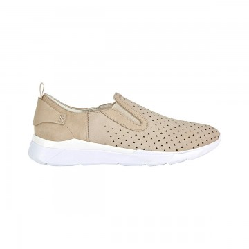 Geox D Hiver sneaker Taupe