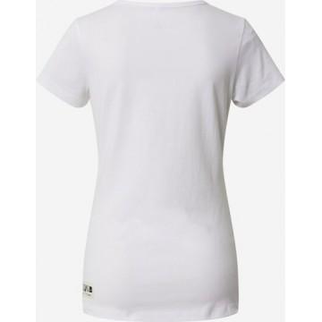 Degree Shirt 'Classic Shirter' in weiß