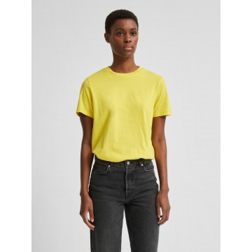 SELECTED FEMME Shirt in gelb